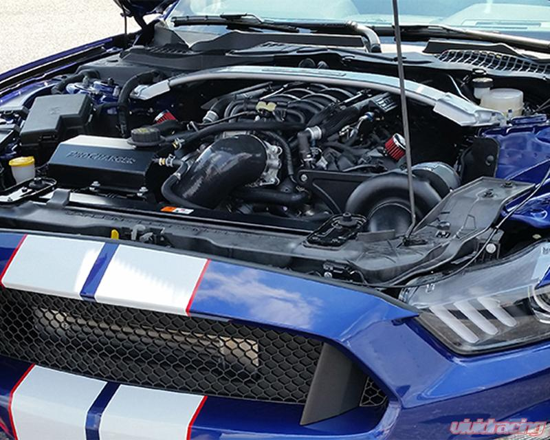 ProCharger Stage II Intercooled Tuner Kit with P-1SC-1 Ford Mustang GT350 |  GT350R 5 2L 4Valve 15-17