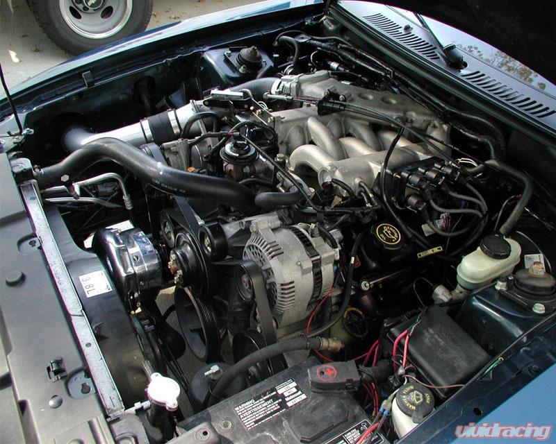 ProCharger Intercooled Tuner Kit Supercharger Ford Mustang V6 3 8L 3 9L  99-04