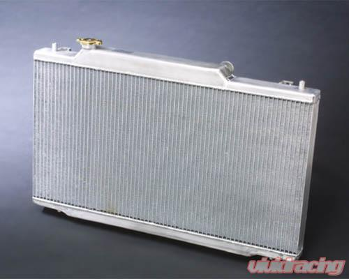Js Racing Aluminum Special Radiator RR Acura RSX - Acura rsx radiator