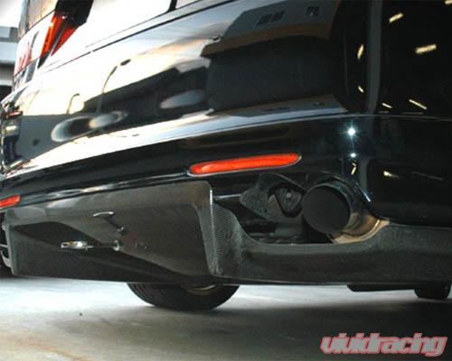 Js Racing Cl7 Rear Diffuser Frp Acura Tsx 04 08 Image1