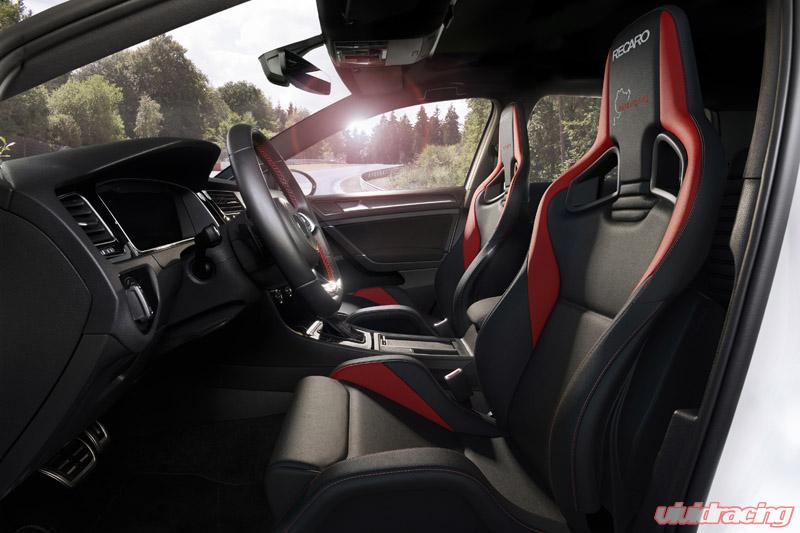 Recaro Sportster CS Nurburgring Limited Edition