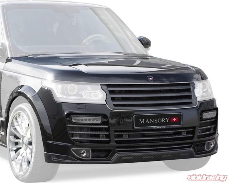 mansory wide body kit range rover vogue hse 14 15. Black Bedroom Furniture Sets. Home Design Ideas