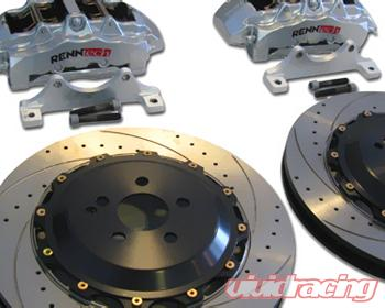 RennTech Stage 3 Braking Kit Mercedes-Benz C63 08-14