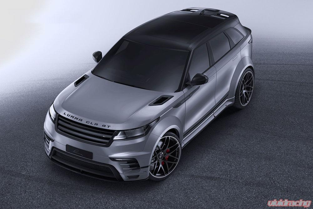 lumma design sport 3pc rear spoiler range rover velar. Black Bedroom Furniture Sets. Home Design Ideas