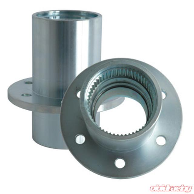 Wheel Hub Forged 6 on 5 5 Bolt Pattern For Dana 60 Solid Axle