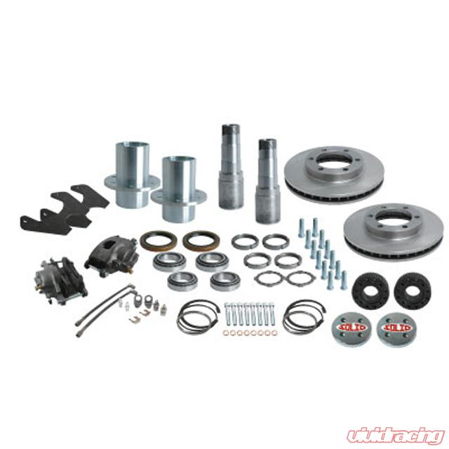 Axle Kit 6 on 5 5 Rear End Kit For Dana 60 Solid Axle