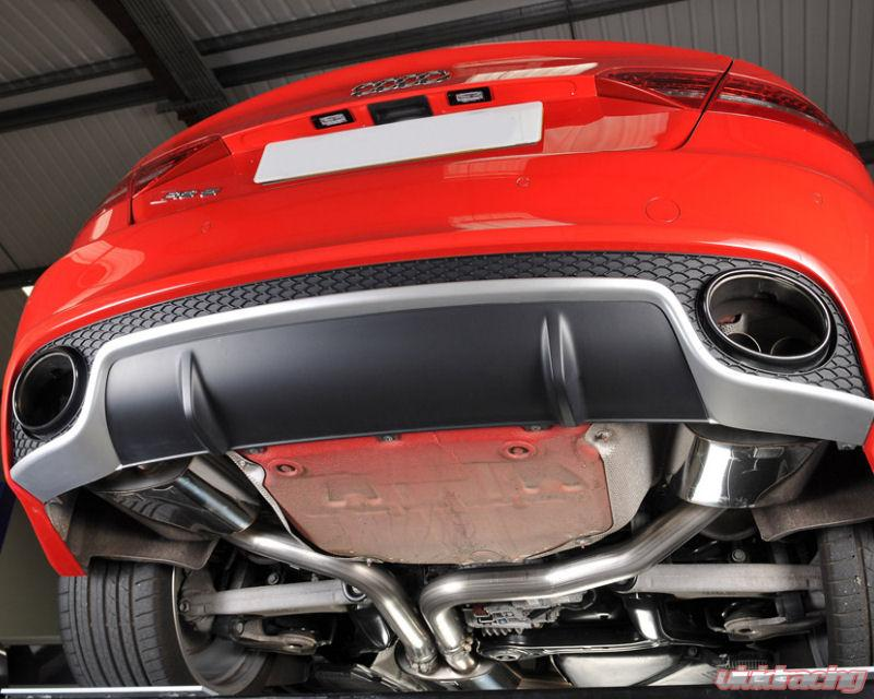 Milltek 2 37 Inch Catback Exhaust System Non Resonated Audi Rs5 Coupe 11 18 Ssxau334