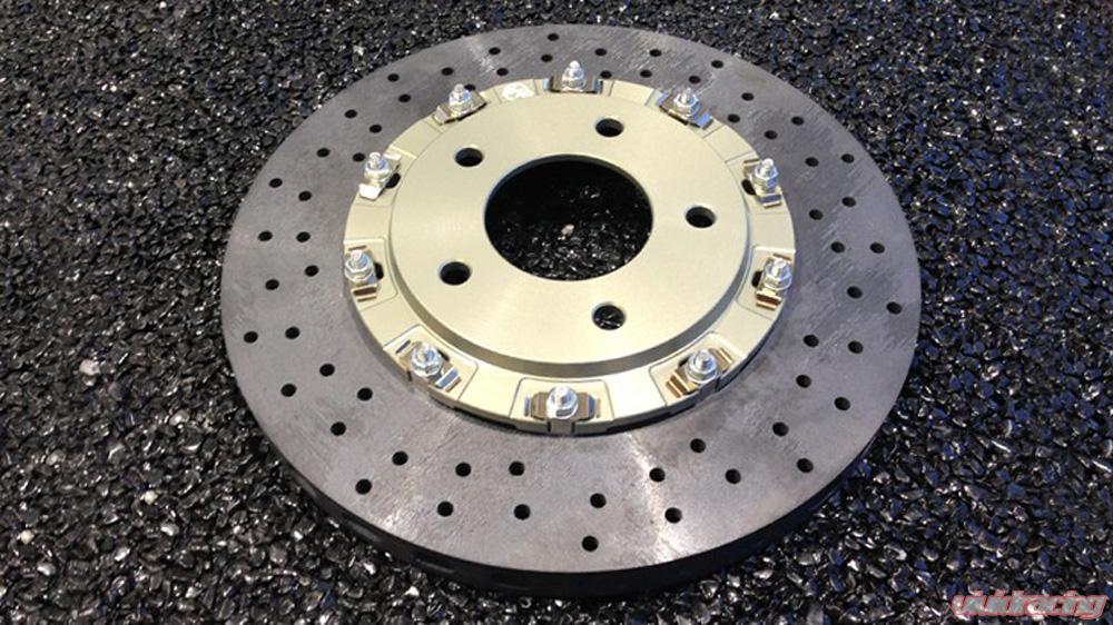 Stk 10 343 Porsche 981 Cayman Gt4 Carbon Ceramic Rotor