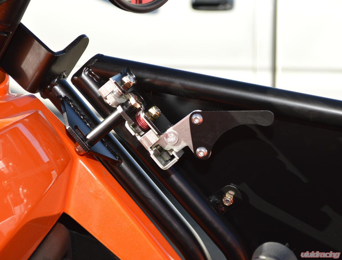 PRP Seats Removable Polaris RZR 2 Door Set - D10 - Image 4 & PRP Seats Removable Polaris RZR 2 Door Set