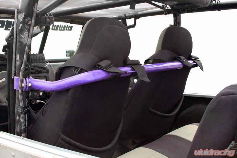 j0048204 | steinjager harness bar kit wrangler tj 1997-2006 front sinbad  purple  vivid racing