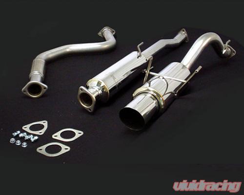 Tanabe Medalion Concept G Catback Exhaust Acura Integra GSR - 1994 acura integra exhaust system