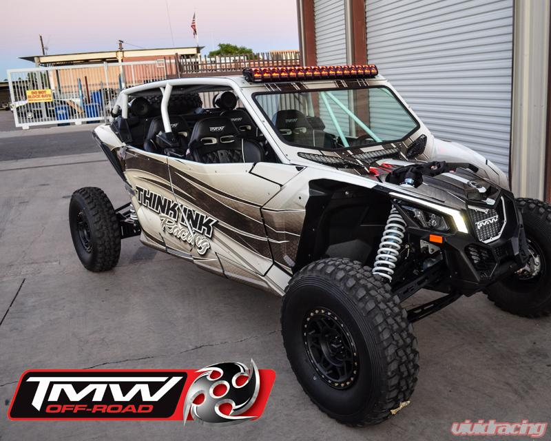 TMW Offroad Stealth Roll Cage Can-Am Maverick X3 MAX