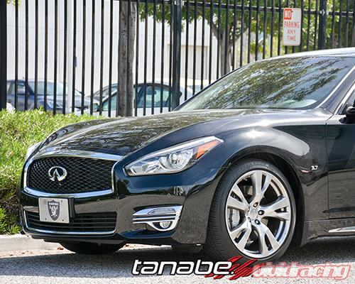 RWD Tanabe TNF158 Coil Springs for Infiniti Q70L