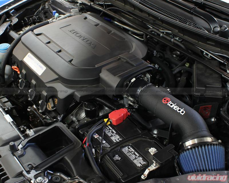 TR-1021B-R | Takeda Stage-2 Pro 5R Intake System Acura TLX ...