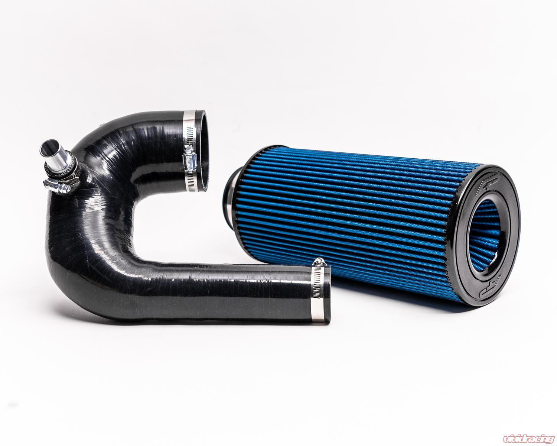 Agency Power Cold Air Intake System Polaris RZR XP Turbo   Black