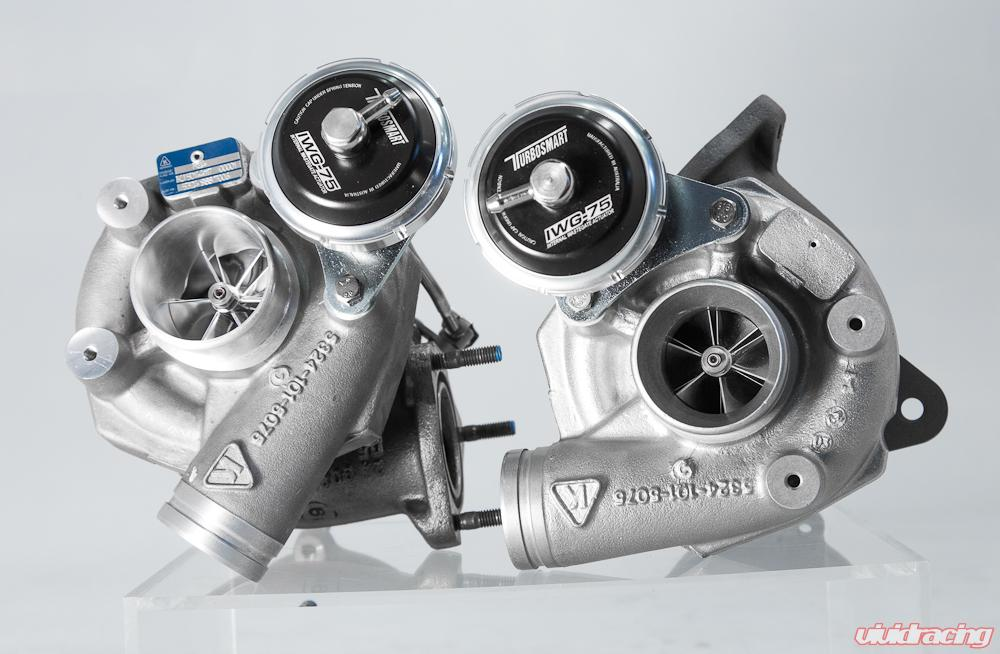 New Billet Turbo Upgrades Now Available For Porsche 996