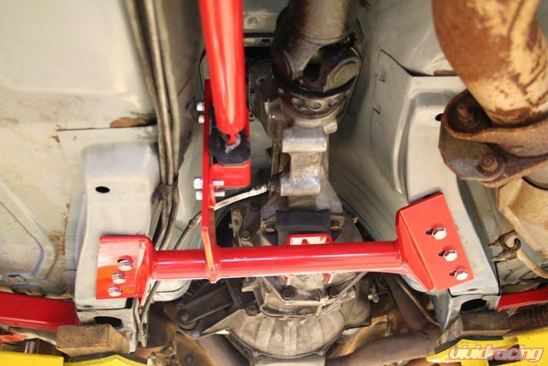 TH350 UMI Performance 82-92 Camaro Torque Arm Relocation Kit