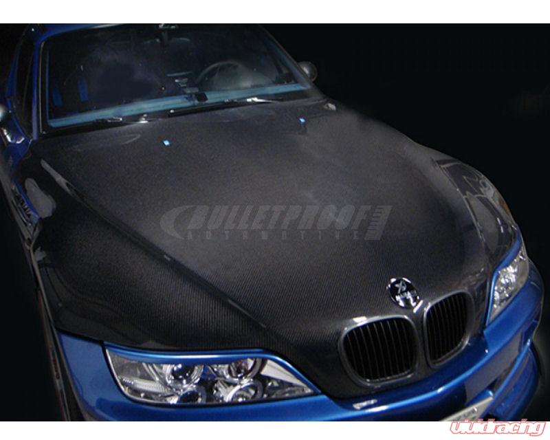 Varis Fpr Light Weight Bonnet Bmw E40 Z3 00 02 Vbb 4002