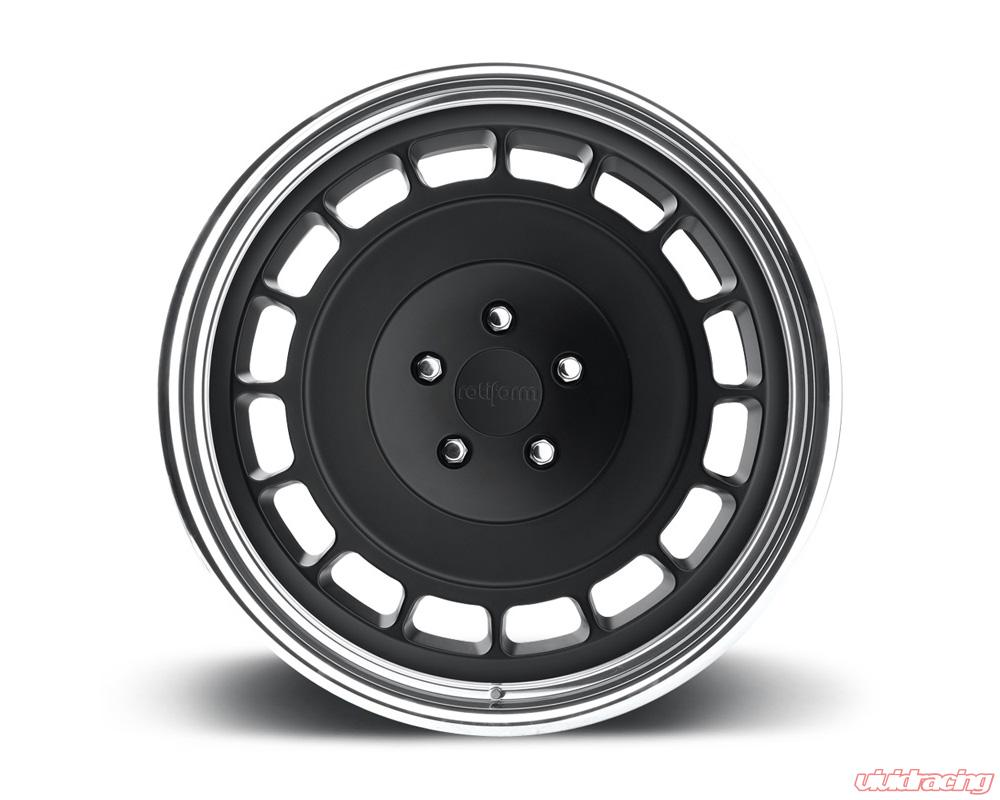 Rotiform VCE-T 2-Piece Forged Concave Wheels
