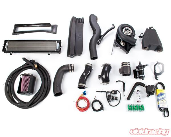 VF Engineering VF425 Supercharger System Porsche 996 Carrera 3 4L Manual  99-01