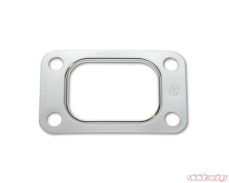 Vibrant 1431G Turbo Inlet Flange Gasket T3 GT30R Stainless Steel