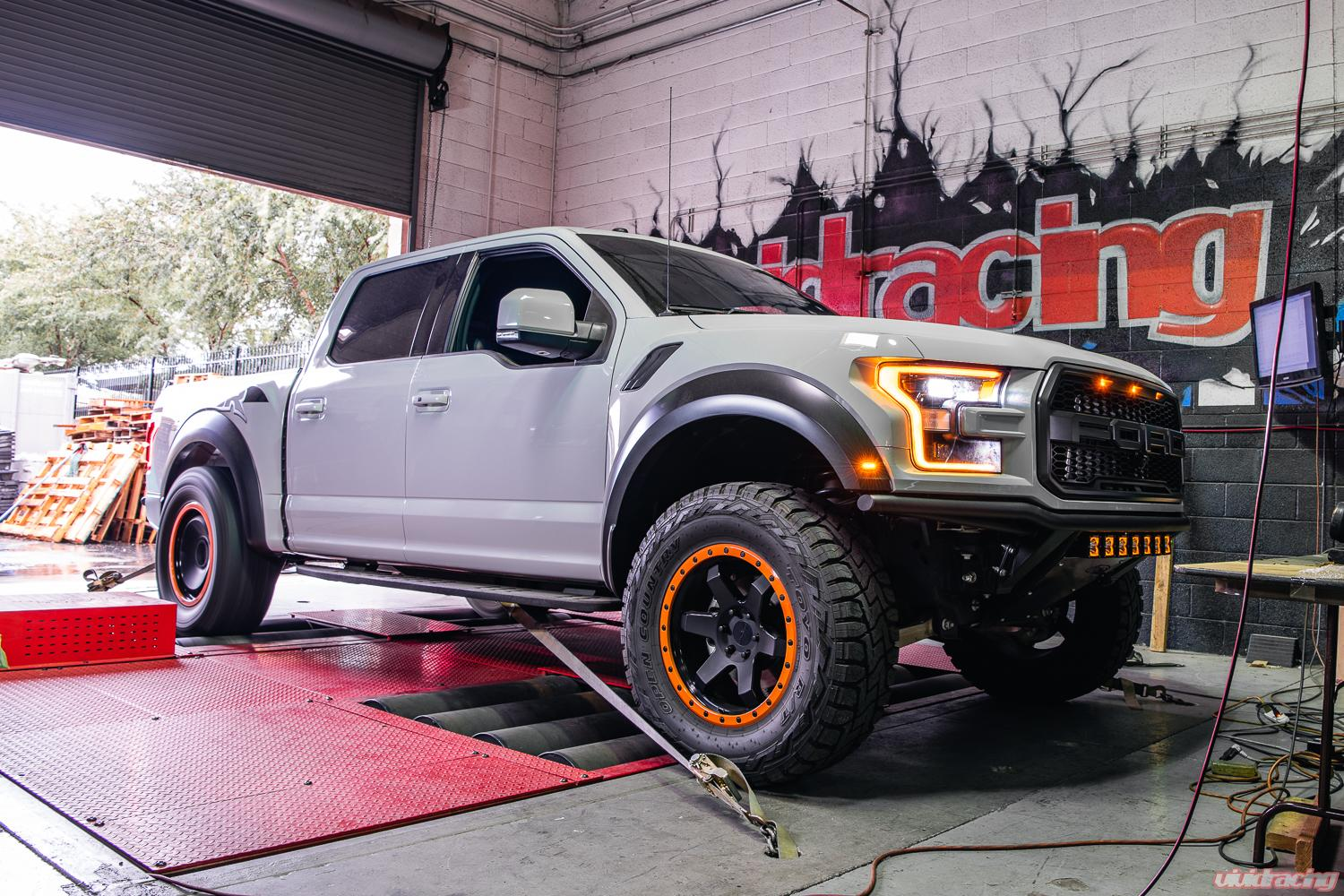 Vr Tuned Ecu Flash Tune Ford Raptor 3 5l Ecoboost 450hp Vrt Frd