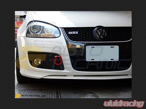 Autotecknic Aluminum Tow Hook Vw Golf Mkv 05 09 0158