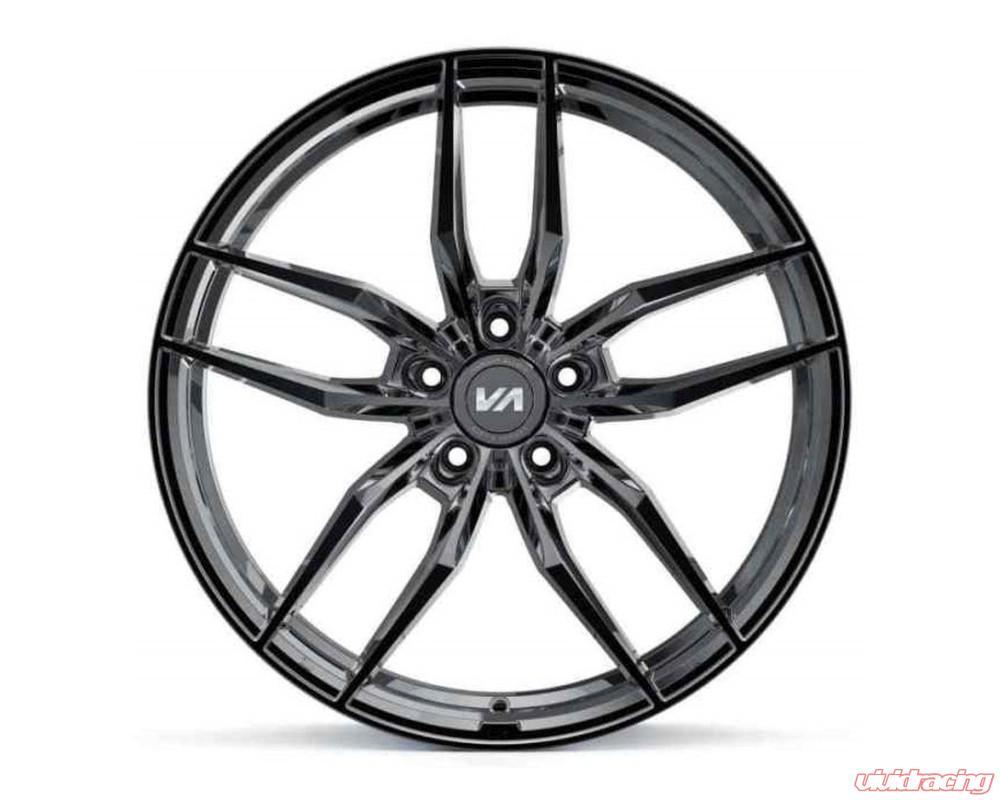 Va Ar20105 Sbc Variant Krypton Wheel Super Black Chrome 20x10 5
