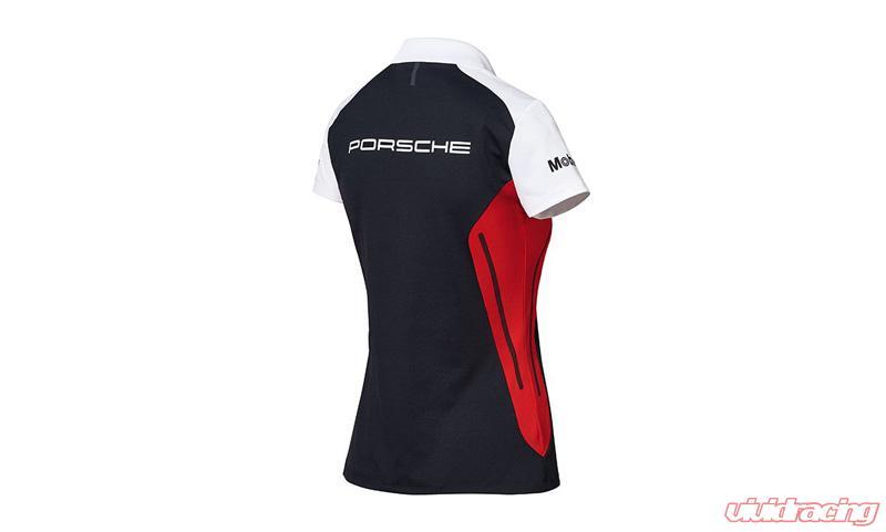 Porsche Driver/'s Selection Women/'s Polo Shirt Motorsport Collection