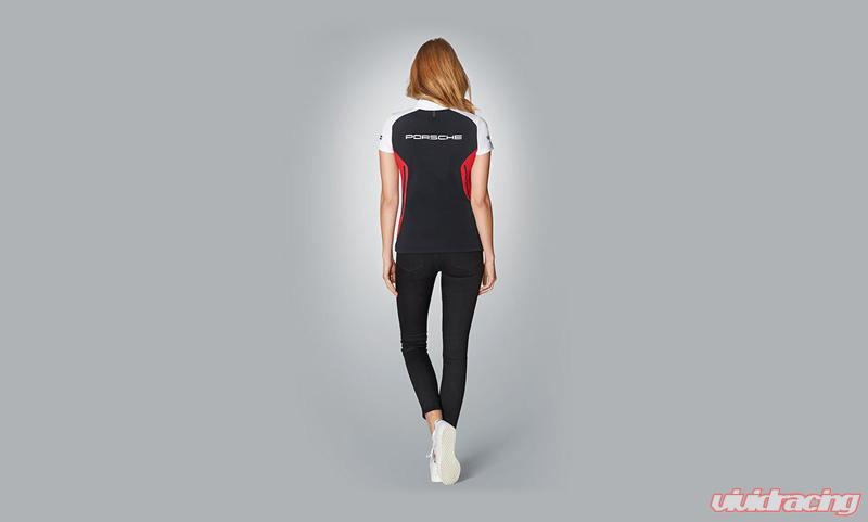 8d802503 Porsche Driver Selection Motor Sports Collection Polo-Shirt Women  Black/Red/White XL