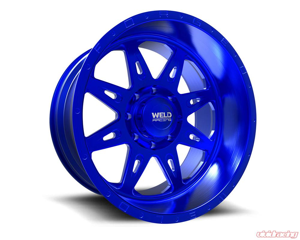 Weld Racing XT Cheyenne 20x12 5x150 51mm Black Gloss Contrast Cut Lip W