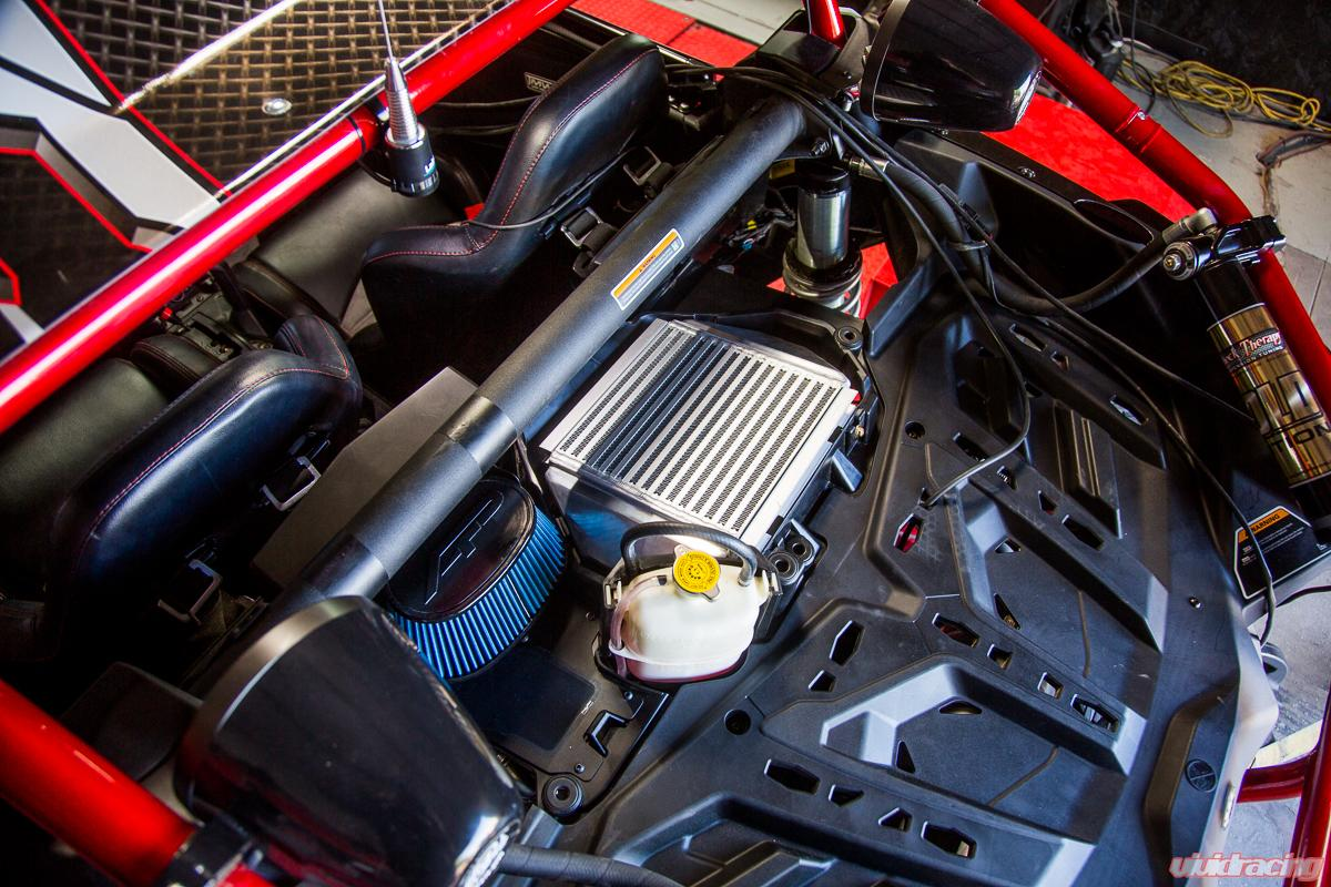 ···· Vivid Racing | Agency Power Intercooler Upgrade Can-Am