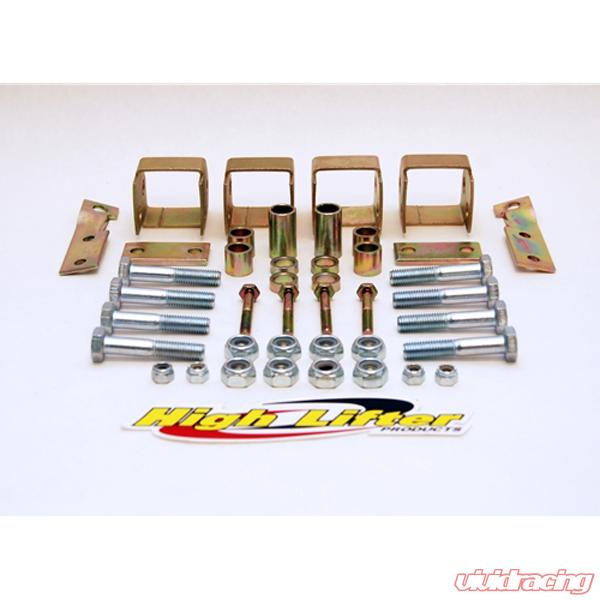 High Lifter Products YLK660-01 Lift Kit