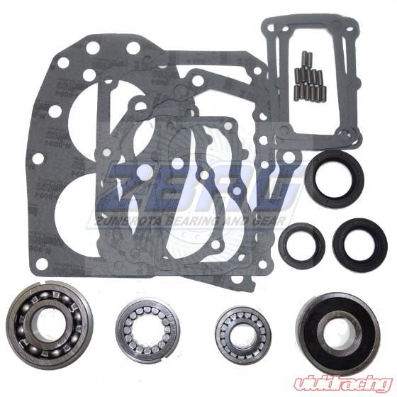 AX4/AX5 Transmission Bearing/Seal Kit 84-87 Jeep  Cherokee/Comanche/Wagoneer/Wrangler 4-Speed/5-Speed Manual Trans 20mm Input  Bearing USA Standard Gear