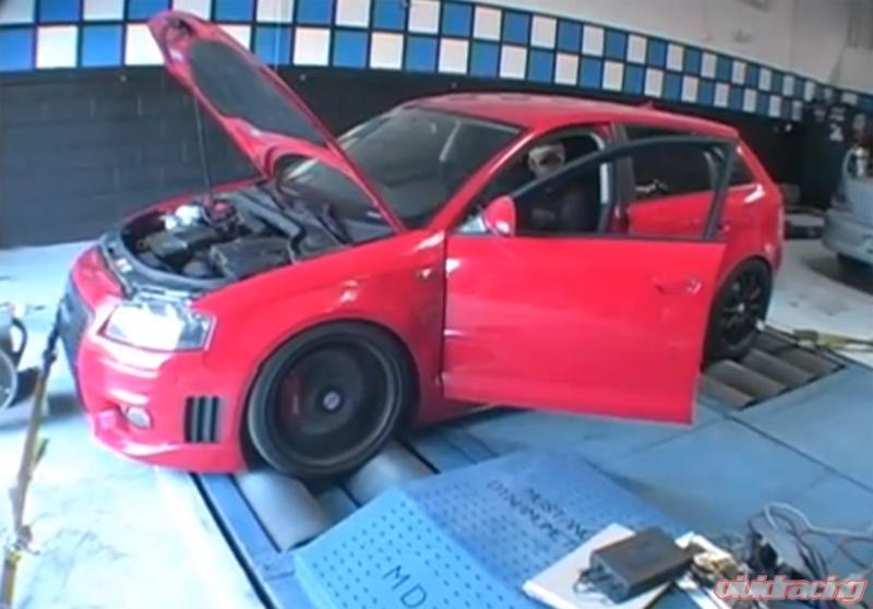 ECU Audi A3