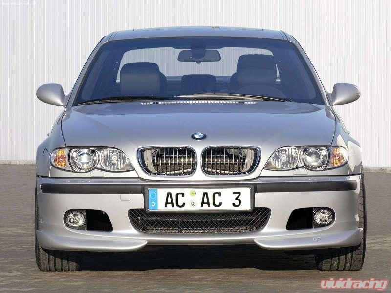 Ac Schnitzer Front Add On Flippers Bmw 3 Series E46 M Technik Ii 99 05