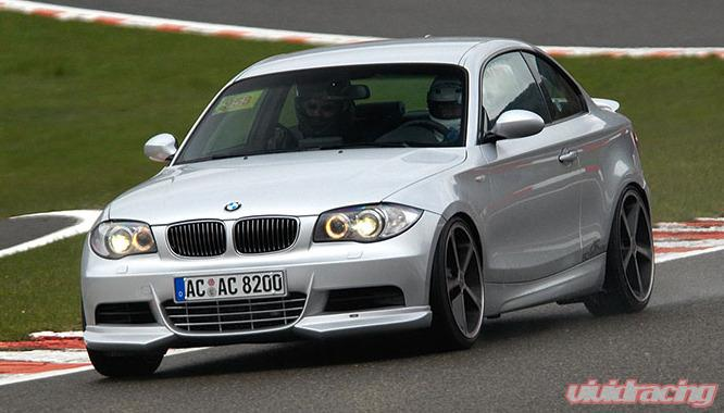 Ac Schnitzer Add On Front Spoiler Bmw E82 135i 08 11