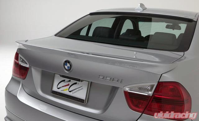 AC Schnitzer Roof Spoiler BMW E Sedan - Ac schnitzer spoiler