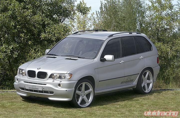 Ac Schnitzer Front Add On Spoiler With Pdc Bmw X5 3 0 4 4 E53 00 03