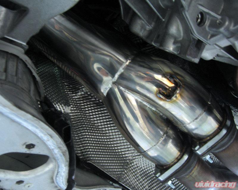 Agency Power Releases BMW N55 Downpipe for 135I 335I Cars – Vivid