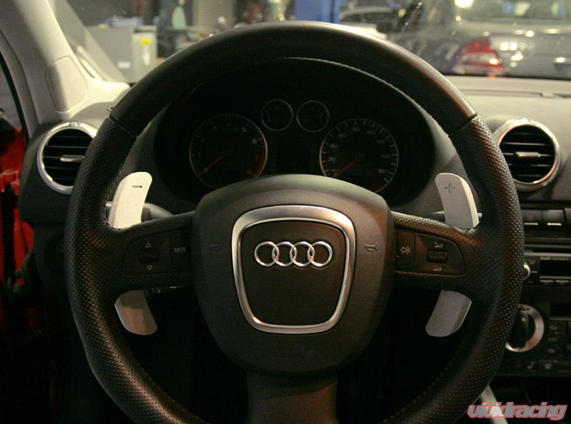 how to drive with paddle shifters audi