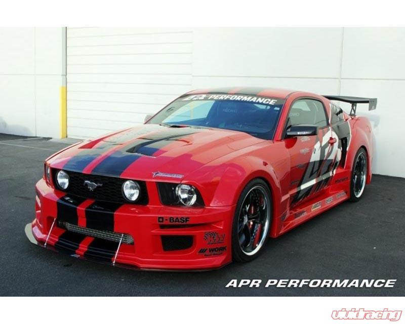 APR Wide Body Kit Ford Mustang Shelby GT500 06 09   AB 265000