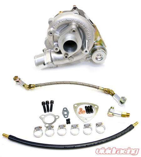 ATP Turbo 350hp GTRS Bolt-on Turbo Kit VW Passat 1 8T 97-04