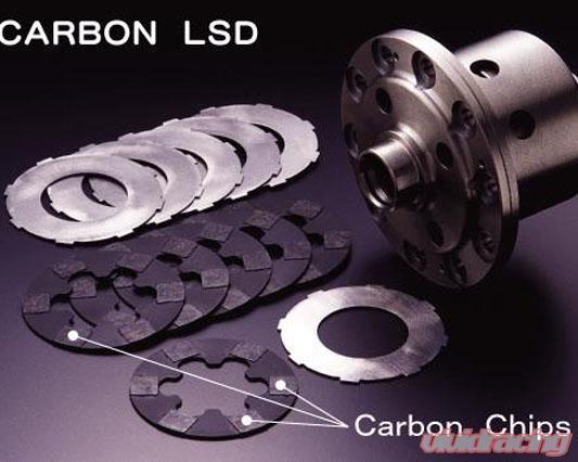 ATS Carbon 1 5 Way LSD Nissan 350Z Automatic Viscous Stock LSD 03-08