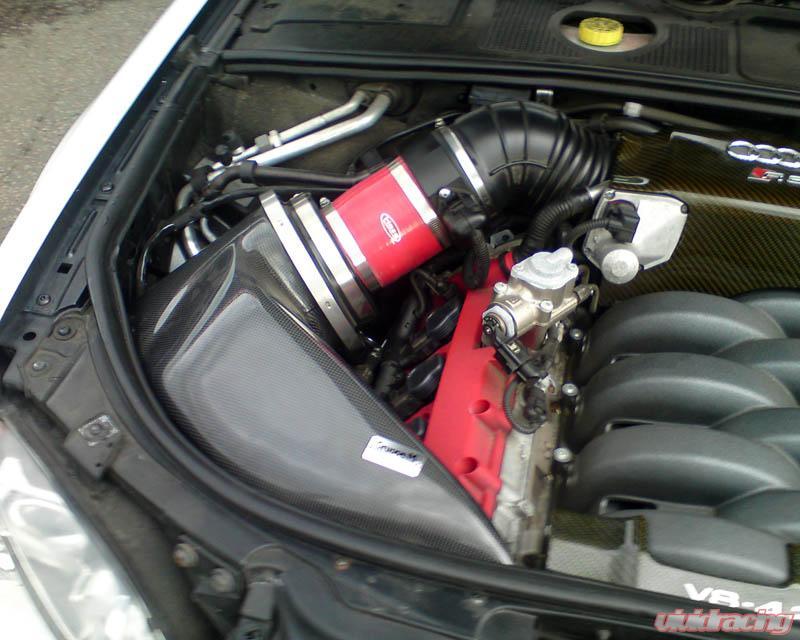 Gruppe M Ram Air Intake System Audi Rs4 V8 B7 06 08 Image4
