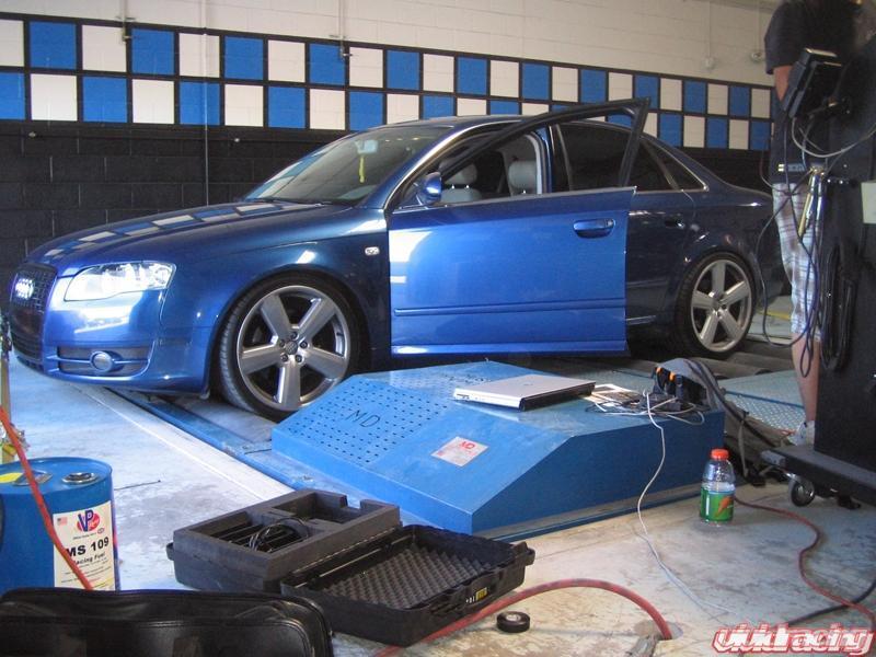 Audi A4 ECU Tuning