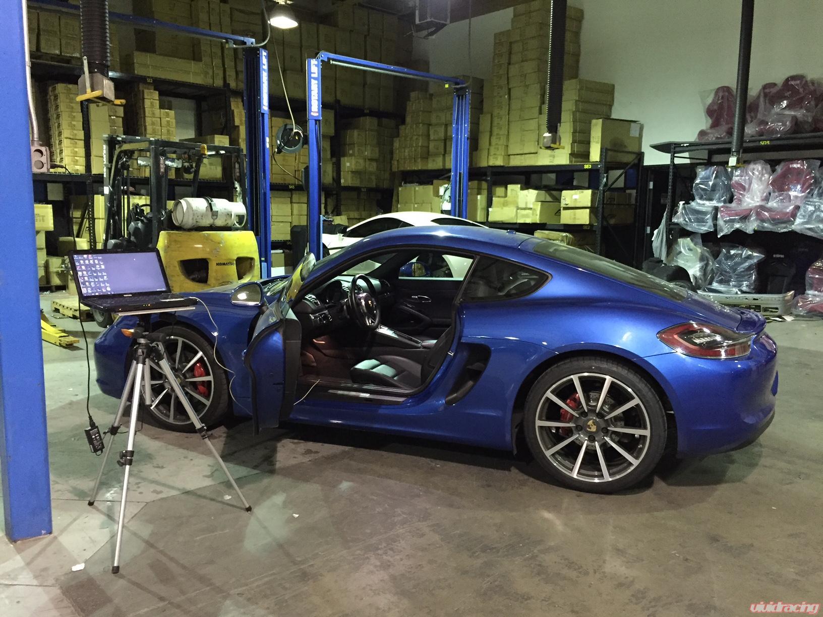 VR Tuned ECU Flash Tune Porsche 981 Cayman S 3 4L 325hp 14-16