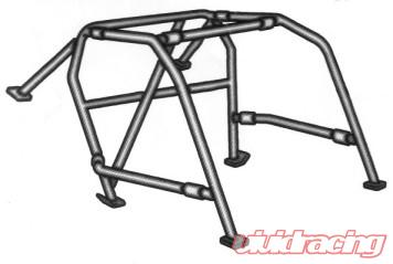 Auto Racing Roll Cages on Autopower 6point Bolt In Roll Cage Bmw E36 M3 Image1