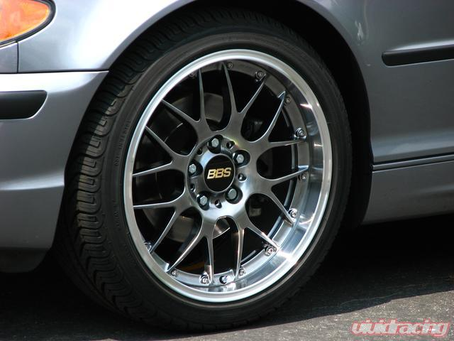 BBS RS-GT Wheels