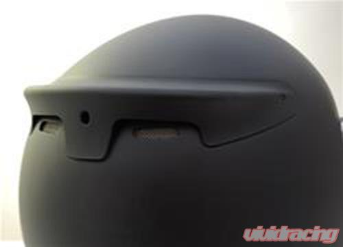 ca0a6ee7 2050092 | GTX.3 / GTX.2 WING MATTE BLACK KIT (V.10) BRUS HELMET PART